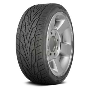 Toyo Set Of 4 Tires 255 55r18 V Proxes S t Iii All Season Performance