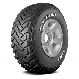 Kenda Set Of 4 Tires Lt285 75r16 Q Klever M T Kr29 All Terrain Off Road Mud