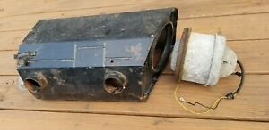 1964 1965 Dodge Plymouth Belvedere Mopar Original Heater Box W blower