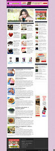 Acai Weight Loss Affiliate Website With New Domain Hosting