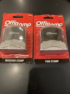 Lot Of Cosco Office Stamps
