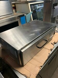 Henny Penny Mp 941 Warmer Heated Holding Cabinet Single Drawer 120 Volts