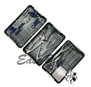 Posterior Cervical Fixation System Of Spine Orthopedic Surgery Instruments Set