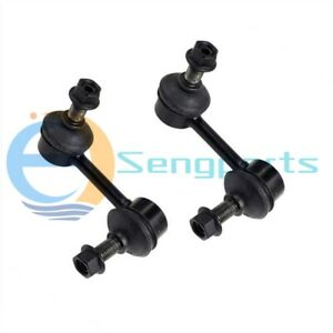 Fit 2006 2007 2008 2009 2010 2011 Honda Civic Pair Of Front Sway Bar End Links