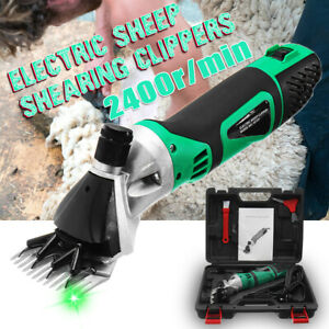 1000w Us Plug Electric Sheep Shearing Clipper Scissors Shears Cutter