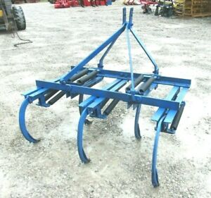 Used 5 Sk All Purpose Plow ripper garden Free 1000 Mile Delivery From Ky