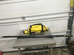 Trimble Carbon Fiber Prism Pole Trimble Leica Total Station