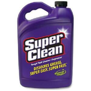 Superclean Tough Task Cleaner degreaser Industrial Strength Biodegradable 1 Gal
