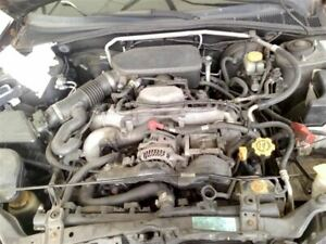Engine 2 5l Without Turbo Vin 6 6th Digit Fits 06 Saab 9 2x 4439621