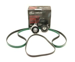 New Gates Serpentine Belt Drive Component Kit 90k 39083a Chevy Gmc V8 2009 2016