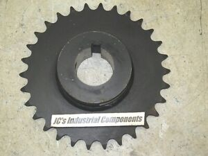 Sprocket 80 Pitch 30 Tooth 2 7 16 Bore Martin 80bs30 2 7 16