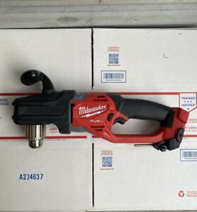 Milwaukee 2807 20 M18 Hole Hawg Cordless Right Angle Drill tool Only