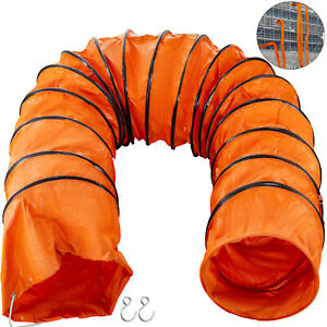 Flexible Ducting Hose Pvc 16 Ft 24 Inch For Vent Exhausts In Factories Basements