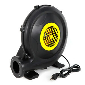 370w Air Blower Pump Fan 0 5hp For Inflatable Bounce House Bouncy Castle 0 5hp