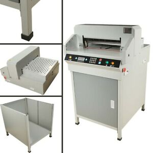 480mm 19 Automatic Electric Paper Cutter Paper Cutting Machine Heavy Duty