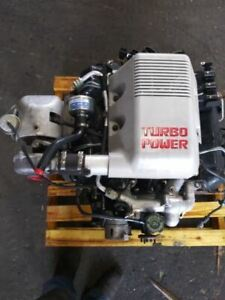 1994 97 Gmc Chevy 6 5 Turbo Diesel Engine Assembly L56 Option Vin S