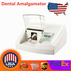 Brand New Dental Lab Amalgam Capsule Mixer 35w High Speed Electric Amalgamator