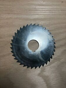 Slitting Saw Horizontal Milling Cutter 4 X 1 8 X 1 36t Hss