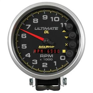6897 Autometer 6897 Ultimate Dl Playback Tachometer