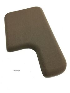 Ford Ranger Center Console Lid Cover Arm Rest 2000 2006 With Cup Holder Tan