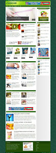 Weight Loss Advice Affiliate Website With Free Domain Hosting