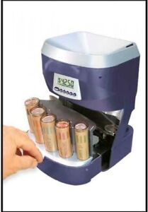 Magnif Digital Coin Sorter Counting Machine New