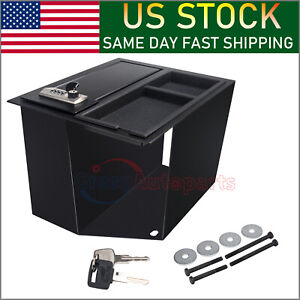 For Toyota Tundra 2014 2020 Armrest Console Safe By Console Vault Oem New