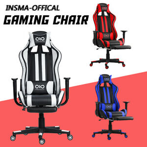 Executive Ergonomic Office Chair Swivel High Back Computer Desk Gaming Chairs Us