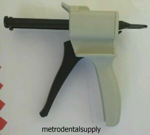 Impression Mixing Gun Garant Dispenser Dental 1 1 2 1 For 3m Dentsply Kerr