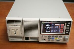 Gw Instek Asr 2100 gpib Programable Ac And Dc Power Supply Ac 350v