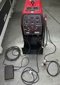 Lincoln Electric Precision Tig 225 Welder