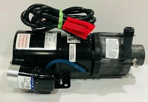 Little Giant Te 4 md hc 1 10 Hp Magnetic Drive Chemical Pump 230v 1 inch Fpt