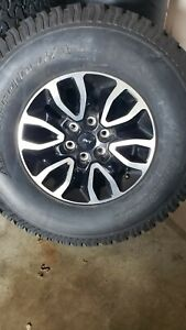 2012 Ford Raptor 17 Oem Svt Wheels And Tires