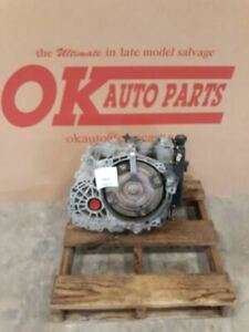 09 2009 Chevy Traverse 3 6l Automatic Transmission Assembly Fwd