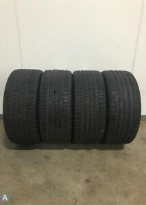 4x P255 35r20 Michelin Pilot Sport A s 3 Plus 8 9 32 Used Tires