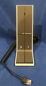 Motorola Mobile Desk Microphone Hmn1038d Working M100 Maxtrac M120 130 M208