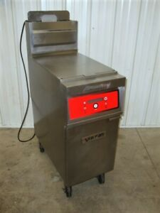 Vulcan Power Fry Gas Fryer