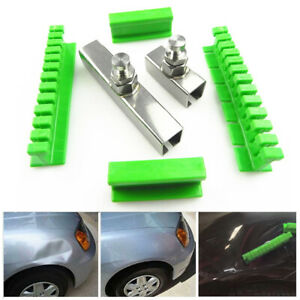 Auto Body Paintless Dent Repair Tools Glue Puller Lifter Hail Damage Removal Kit