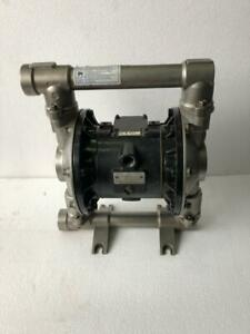 Graco Husky 1040 Stainless Diaphragm Pump P n D74311 1