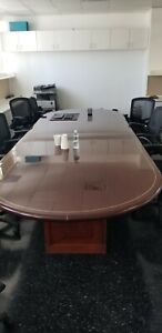Large Conference Table hand Crafted