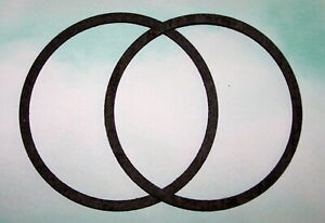 X Thick Air Cleaner Gasket Holley Aed Barry G Qdt Demon 1850 4bbl Carburetor