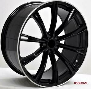 21 Wheels For Audi Q8 3 0 Premium Plus 2019 Up 5x112 21x9 5 31mm