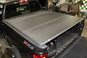 14 18 Gm Truck Crew Ionic Automotive 5 9 Truck Bed Trifold Tonneau Cover