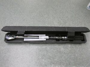 Matco Trc150k 1 2 Torque Wrench In Case