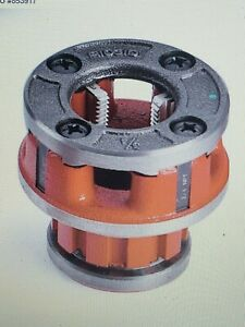 Ridgid 3 4 In Oo r Npt Right hand 14 Tpi Die Head 36895