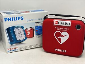 Philips Heartstart Home Aed Defibrillator Bonus Pack M5068a New In Box