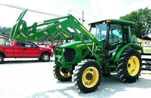 2011 John Deere 5083e Pre Emissions Low Hours free 1000 Mile Delivery From Ky