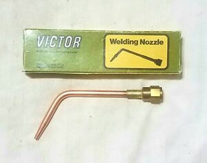 New Victor 2 w 1 Welding Brazing Torch Tip 100 Series 100c 100fc 0324 0072