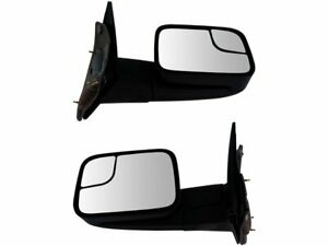 Door Mirror Set For 2002 2008 Dodge Ram 1500 2003 2004 2005 2006 2007 W441mk