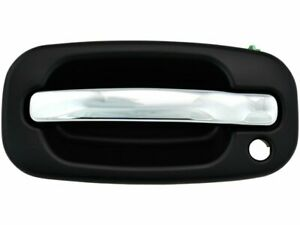 Front Left Door Handle For 2000 2004 Gmc Sierra 2500 2001 2002 2003 Q619fn